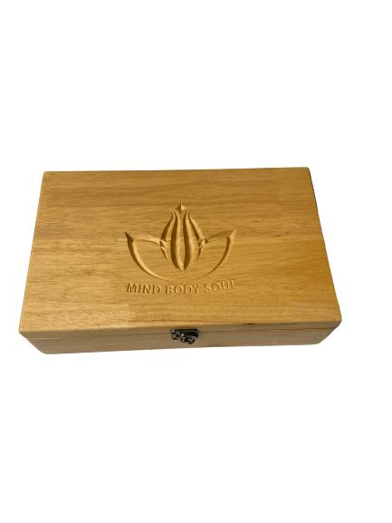 ست سنگ همراه با جعبه